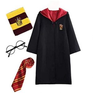 tunica harry potter gryffindor