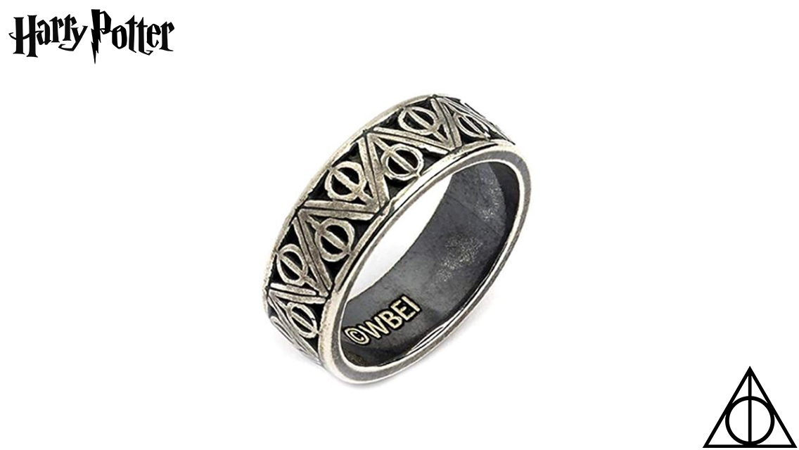 ofertas anillos de harry potter