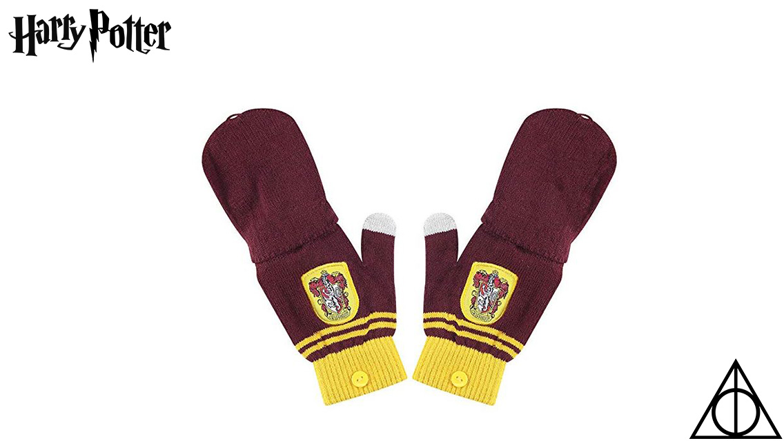 comprar guantes de harry potter